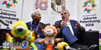Sukses Jayakan Asian Games 2018, Ketua IOC Bangga dan Puji Indonesia