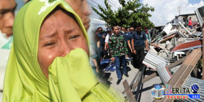 BNPB: Akibat Gempa Sulteng, Tercatat 1.234 Korban Jiwa Meninggal Dunia