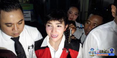 Syok divonis 5 tahun Penjara, Roro Fitria Pingsan