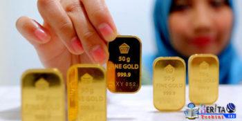 Harga Emas Antam Masih Stabil Diposisi Rp 657.000 Per Gram