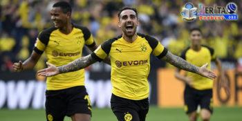 Paco Alcacer Resmi di Jual Permanen ke Borussia Dortmund