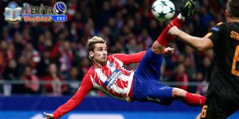 Tidak Ingin Menjadi Bayang-Bayang Messi, Griezmann Tolak Pinangan Barcelona