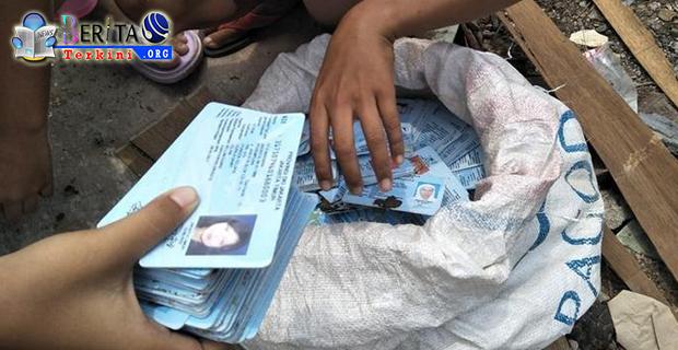 Karung Berisikan e-KTP Ditemukan di Duren Sawit, Kok Bisa?