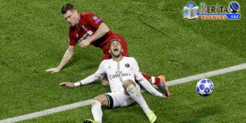 Kembali Berulah, Gelandang Liverpool Kecam Keras Aksi Diving Neymar