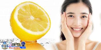 Maksimalkan Perawatan Wajah Dengan Manfaatkan Kulit Buah Lemon
