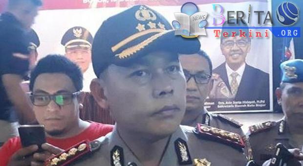 Ulama Bogor Raya Iyus Khaerunnas Ditangkap