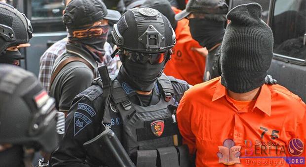 Adanya Teroris 22 Mei, Tanggung Jawab Polisi Ucap Prabowo