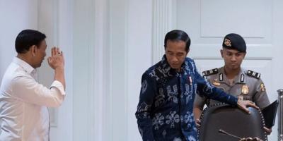 Jawaban Jokowi tentang Tim Pencari Fakta Kerusuhan 22 Mei