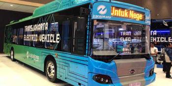 Resmi Dijual Bus Listrik Buatan Anak Bangsa
