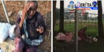 Miris! Kakek Diusir Anaknya, Terlantar di Teras Kota BSD City Berhari-hari