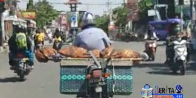 Diduga Gangguan Jiwa, Sutejo Angkut Jenazah Ibunya Pakai Sepeda Motor