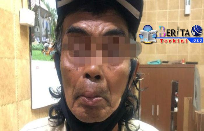 Kakek Tukang Rombeng Cabul Ini Gemar Remas Pantat Bocah SD di Surabaya