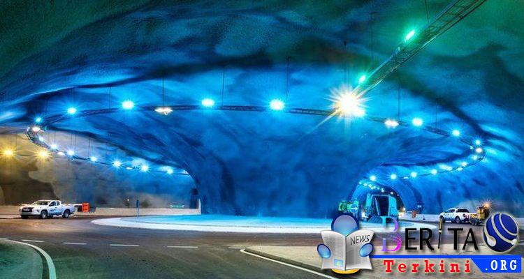 Apa Kamu Tahu Ada Terowongan Bawah Laut Sepanjang 11 Km di Kepulauan Faroe?