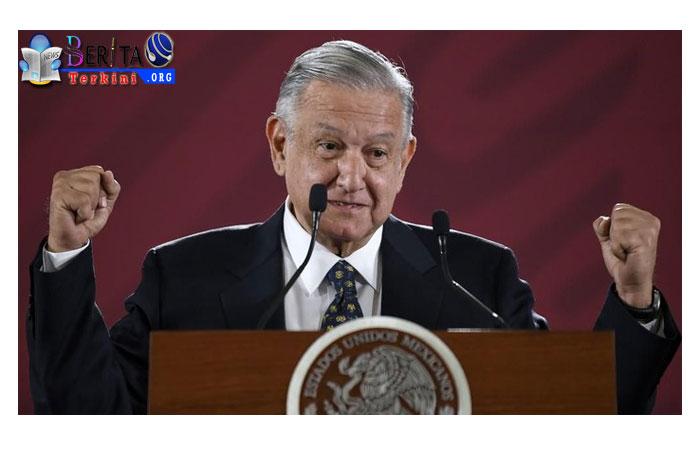 Presiden Meksiko Dinyatakan Positif Corona