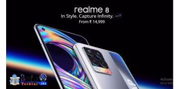 Meluncur, Ini Spesifikasi dan Harga Realme 8 dan Realme 8 Pro