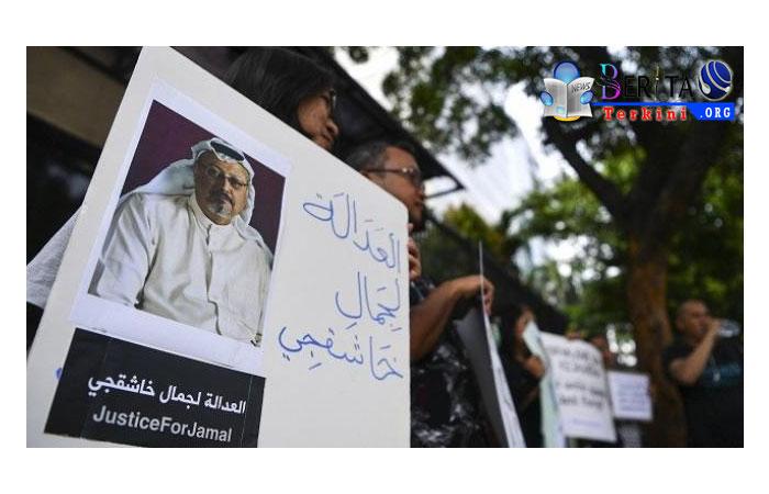 Tunangan Khashoggi Katakan Putra Mahkota Saudi Harus Dihukum